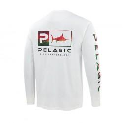 Camiseta Técnica Pelagic Aquatek Icon