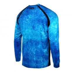 Camiseta Vaportek Dorado Hex Pelagic