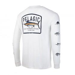 Camiseta Técnica Manga Larga Pelagic Aquatek Icon
