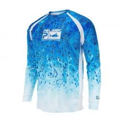 Camiseta Vaportek Blue Dorado Pelagic
