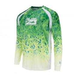 Camiseta Vaportek Green Dorado Pelagic