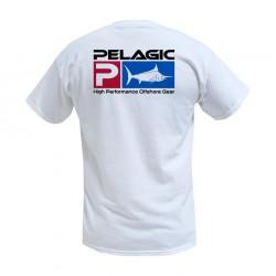Vaportek Dorado Long Sleeve Fishing Shirt Pelagic