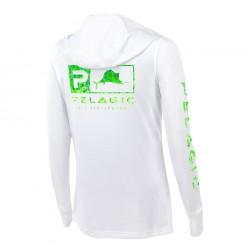 Camiseta Ultratek Hoodie Green Dorado