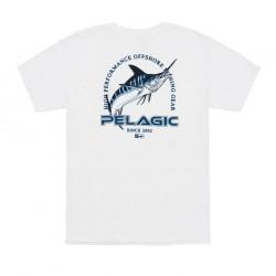 Camiseta Flying Marlin Premium Pelagic