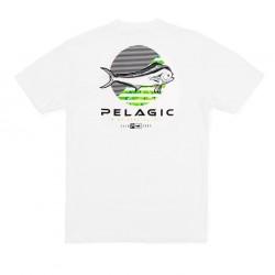 Camiseta Dorado Dot Premium Pelagic