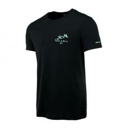 Camiseta Pelagic UV Premium Gyotaku Negra