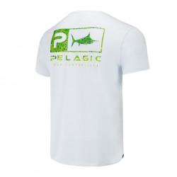 Camiseta UV Icon Dorado Green Pelagic