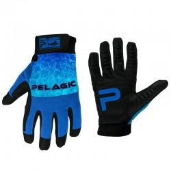 Guantes End Game Pro Blue Pelagic