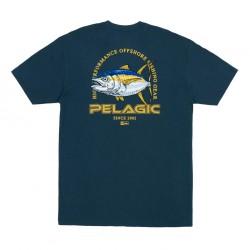 Camiseta Flying Yellowfin Tuna Premium Pelagic