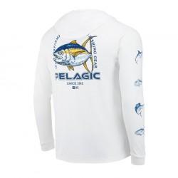 Camiseta Aquatek Flying Yellowfin Tuna Pelagic