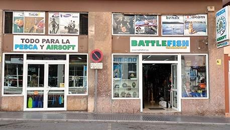 BattleFish Las Palmas
